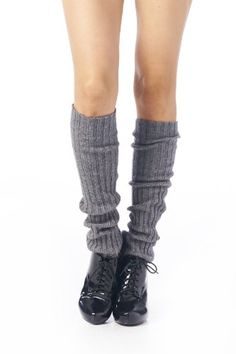 High Style Merino Cashmere Blend Leg Warmers (Various lengths) for only $21.99 You save: $28.00 (56%)