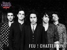 FEU! CHATTERTON / Vendredi 17 juillet / Scène Kerouac