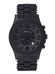 Men's Pelly Black Watch by Marc by Marc Jacobs Watches on Gilt.com