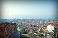Σέρρες - Θεσσαλονίκη | Απόσταση:  82,6 χλμ. Paris Skyline, Travel, Viajes, Destinations, Traveling, Trips