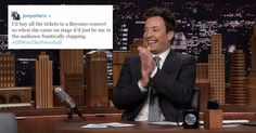 Jimmy Fallon Reads Out All The Best #IfIWonThePowerball Hashtags