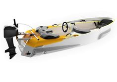 Small Pontoon Boats, Small Boats, Fishing Boats, Fly Fishing, Futuristic Motorcycle, Build Your Own Boat, Best Boats, Jon Boat, Water Toys