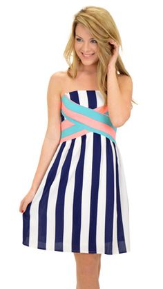 Nautical with a twist!  $59 at shopbluedoor.com