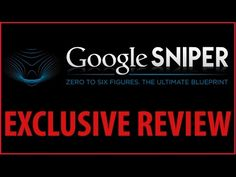 Buy Google Sniper for 1usd and #Review, scam or Legit?-#Googlesniper3.0 #download | Google Sniper, Sniper Cash Machine,Online Money Making Sites,Fast Ways to Make Money,Passive Income Ideas -Download and Review