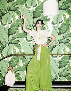 Patricia Brand: Love Jungle Trend!