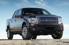 the new ford F-150 2013