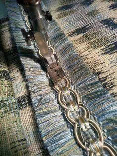 Robert Allen trim on pillows L an B Designs and Draperies
