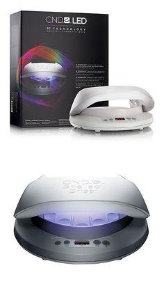 Nail Dryers And UV LED Lamps: New Cnd Shellac Brisa Led Lamp Professional  Gel Nail