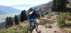 #Mountainbike Urlaub im Vinschgau
