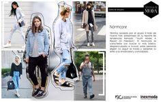 Usar la ropa menos sobresaliente y básica que encontremos, comprarla en el súper de preferencia: lo de hoy es el normcore.
