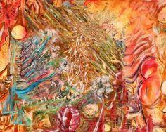 "Saatchi Art Artist Pearse Gilmore; Painting, ""Transform5"" #art"