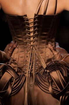 Jean Paul Gaultier Haute Couture Spring 2015- by Not Ordinary Fashion