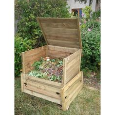 Faire Un Composteur Avec Des Palettes En Bois Aménagement Du - Comment fabriquer un composteur exterieur