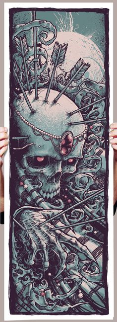 Godmachine — SOLD OUT - SEVEN DEATHS