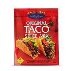 Vain tätä :) Taco Spice Mix, Taco Mix, Spice Mixes, Lchf, Snack Recipes, Spices, Tacos, Chips, Bread