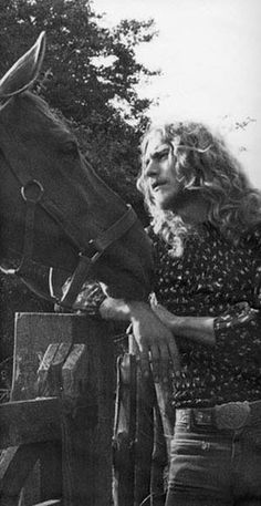 Ahh The men I love with horses. Nothin better  #LedZep #Zep