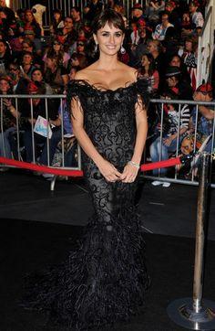 Penelope Cruz in Marchesa