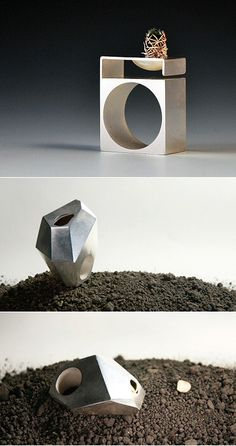 TheCarrotbox.com modern jewellery blog : obsessed with rings // feed your fingers!: Agnes Ma