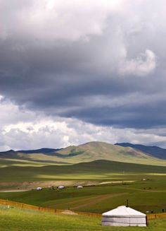 Mongolia: gers, reindeer, snow, desert. Possibly moving there next year!