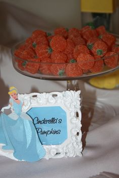 Disney Princess Birthday Party Ideas | Photo 14 of 26 | Catch My Party