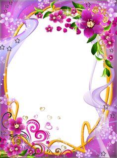 frame png | Marcadores: flores png , molduras e frames png , mulheres