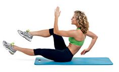 Got a crazy-busy schedule? No worries (and no excuses!) Our 15-minute belly-flattening workout