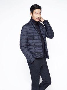 Kim Soo Hyun for ZioZia Winter 2015