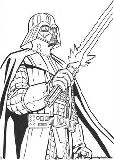 star wars free printable coloring pages for adults kids over 100 designs - Printable Coloring Pages Star Wars