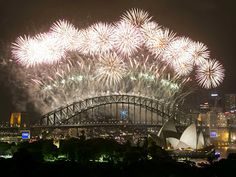 New Year in Oceania
