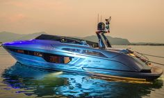 The unique and unmistakeable Riva style, reflected in the 175 years of its heritage, continues in the present and projects into the future: introducing the new Riva 56' Rivale.