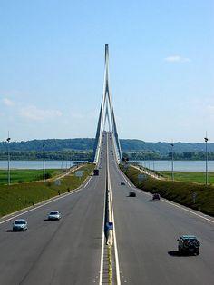 Pont De Normandie-- France (2011)
