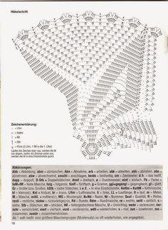 Scheme crochet no. 682 | Kira scheme crochet