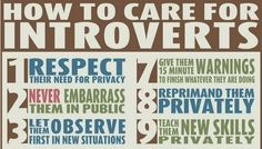 How To Make Introverts Happy And Extroverts Shine