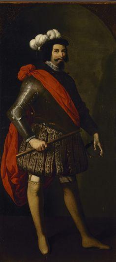 Francisco de Zurbarán (1598–1664) - San Fernando, 1630–34 - El Hermitage trae a Ámsterdam el Siglo de Oro español - 20minutos.es