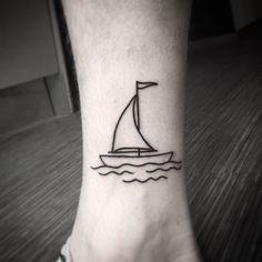 Résultats de recherche d'images pour « tattoo boat and anchor foot »