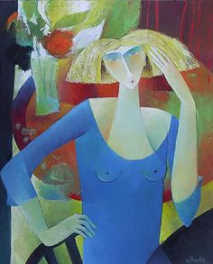 Exposition COLLANDRE Françoise - Peintre