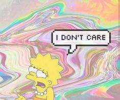 Uploaded by The Simpsons. Find images and videos about grunge, lisa and care on We Heart It - the app to get lost in what you love. The Simpsons Tumblr, Lisa Simpsons, Simpsons Quotes, Simpson Wallpaper Iphone, Iphone Wallpaper, Wallpaper Backgrounds, Bart And Lisa, Simpson Tumblr, Tumblr Transparents