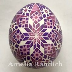 40 Days of Pysanky Lenten Stars – Saving the World: One Egg at a Time Egg Crafts, Easter Crafts, Arts And Crafts, Carved Eggs, Ukrainian Easter Eggs, Lenten, Egg Art, Christmas Bulbs, Carving