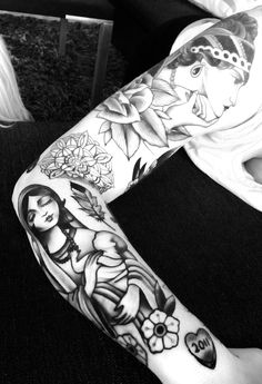 Min arm