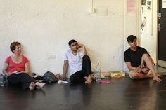 Meisner trained teachers run voice classes and workshops in London at the Cockpit theatre by the salon:collective.