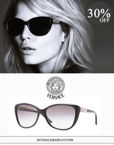 Official Versace eyewear la nuova collezione 2014 -30% su OcchialiGraduati.com  SPEDIZIONE GRATUITA #versace #shopping #style #ss2014 #summer #fashion #glassesonline #occhiali #estate #sales