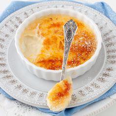 Crème brulée tradicional | 15 receitas deliciosas para arruinar sua dieta em dias frios