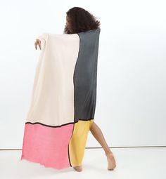 This @lineagermania for #SaintHeron silky sorbet throw blanket original hand drawn pattern on silk. Perfect size for traveling cozy'ing up around the house and park days by saintheronshop