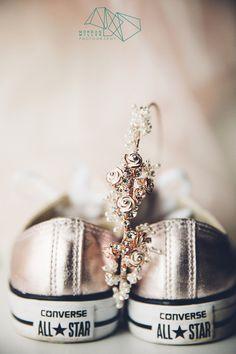 Wedding Converse | Wedding Shoes | Wedding Inspiration
