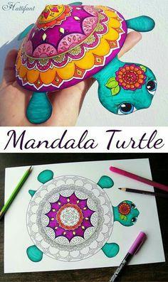 Mandela Turtle