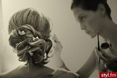 wedding hair  ❤ evening hair ❤  night out hair  ❤ prom hair  ❤ updo
