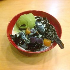 The famous Taiwanese dessert in Jakarta: Hong Tang