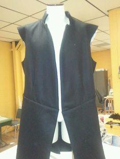 Making a frock coat. Fun times creating