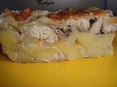 Chicken breast baked with mushrooms Romanian Food, Baked Chicken Breast, 20 Min, Good Mood, Grilling, Recipies, Stuffed Mushrooms, Baking, Desserts