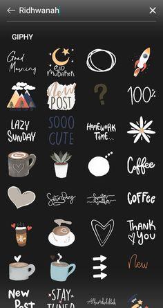Instagram Words, Instagram Emoji, Iphone Instagram, Instagram And Snapchat, Instagram Design, Insta Instagram, Instagram Story Ideas, Instagram Editing Apps, Instagram Marketing Tips